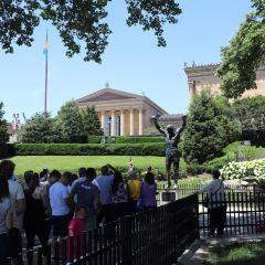 Rocky Statue User Photo
