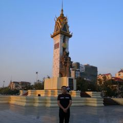 Cambodia-Vietnam Friendship Monument User Photo