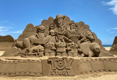 【2021福隆沙雕藝術季】首度聯名迪士尼!粉絲不可錯過