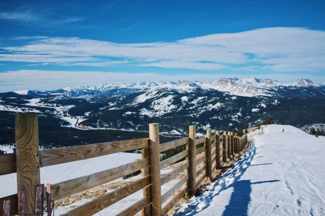 Top Ski Towns in America