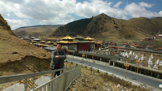 Tagong Temple is located in th