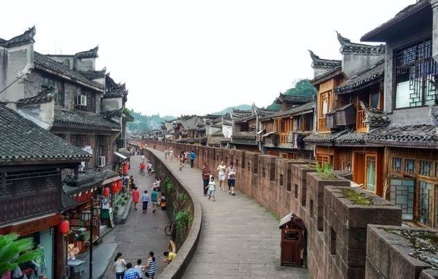 East Gate Tower of Xiangxi