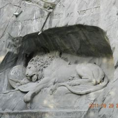 Lion Monument User Photo
