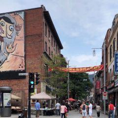 蒙特利爾唐人街用戶圖片