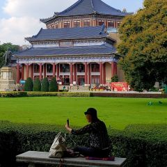 中山紀念堂張用戶圖片