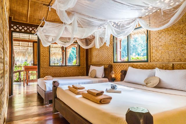 5 ที่พักสุดชิลกาญจนบุรี พักผ่อนแบบมีระยะห่าง