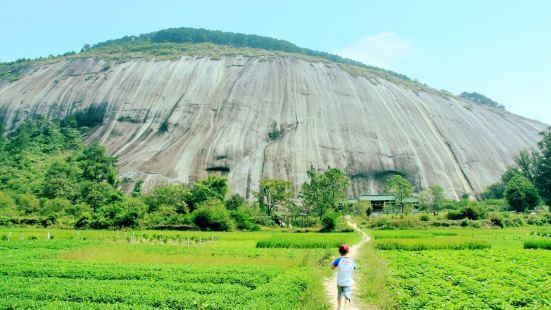 封开『大斑石』,位于广东省肇庆市封开县城去48公里处的杏花镇
