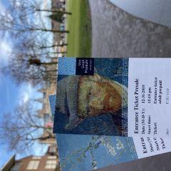 Van Gogh Museum User Photo