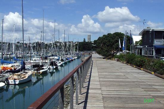 Westhaven Promenade
