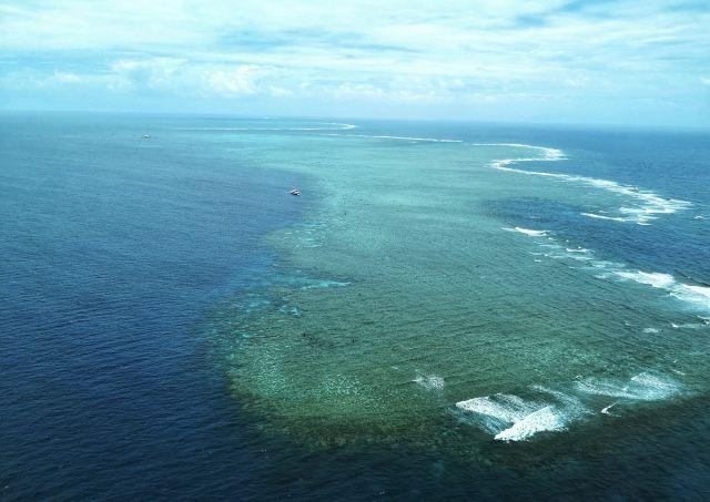 摩爾外堡礁