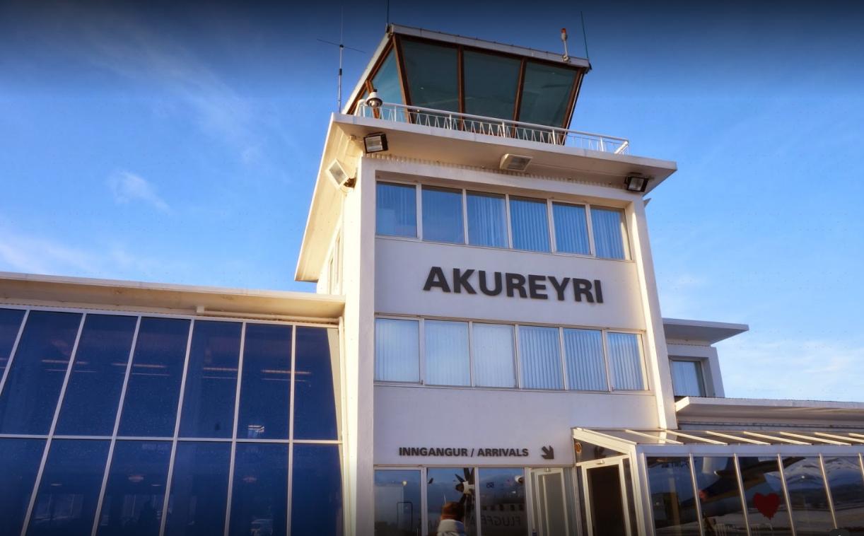 Internationaler Akureyri Airport