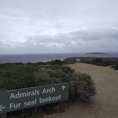 Admirals Arch User Photo