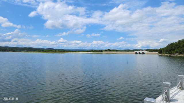 경박호 풍경명승지역