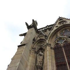 巴黎聖母院大教堂的塔樓用戶圖片