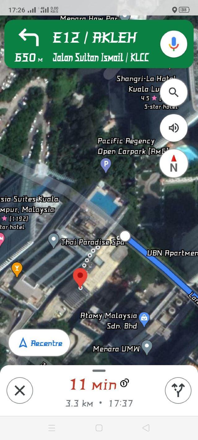 Jalan P.Ramlee