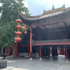 루저우푸성황묘 여행 사진