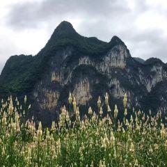 구마화산 여행 사진