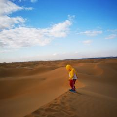 Tengger Golden Sand Sea User Photo