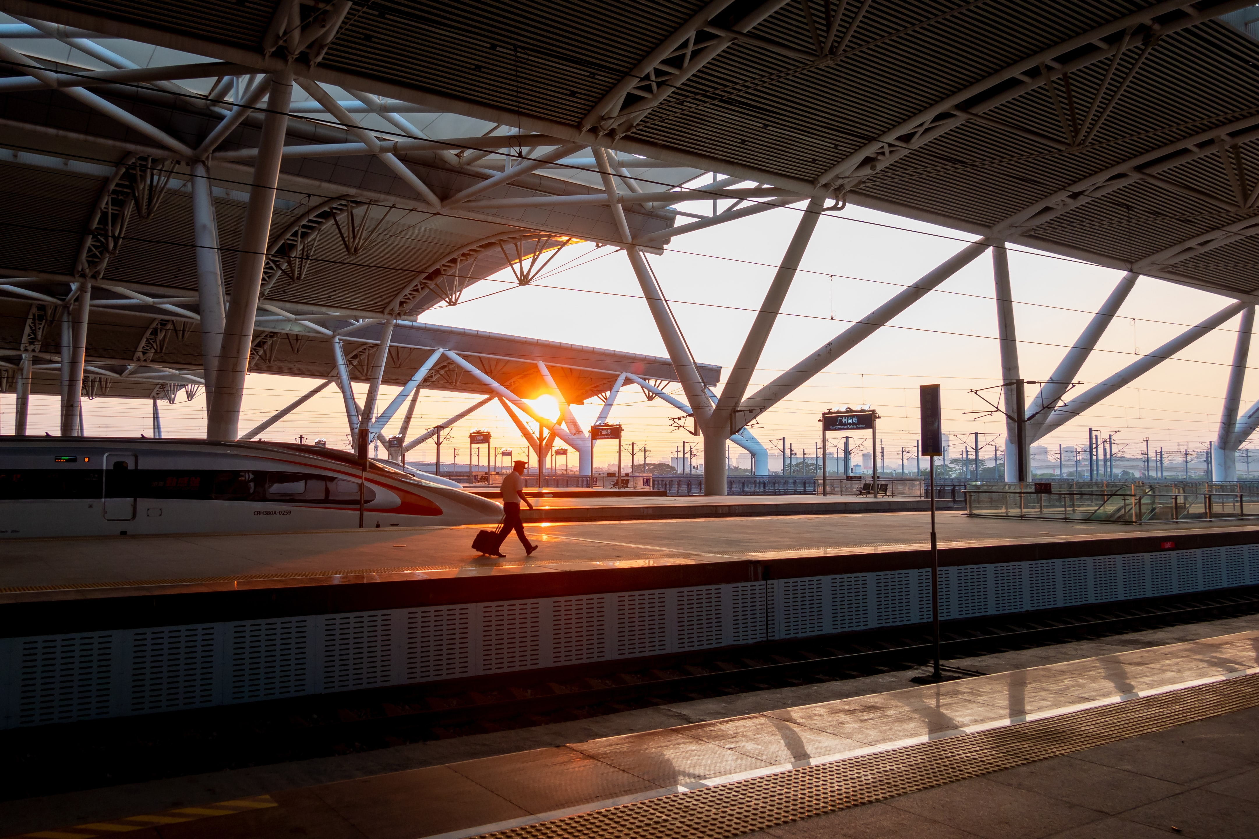 A Guide to High Speed Rail in China