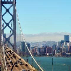 舊金山-奧克蘭海灣大橋用戶圖片