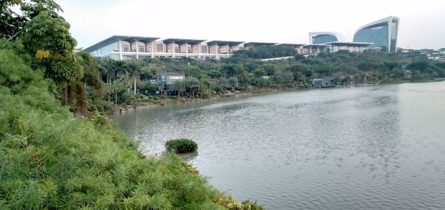 Folk Song Lake Scenic Area