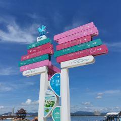 蜈支洲島張用戶圖片