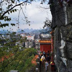 독수봉 정강왕성 여행 사진