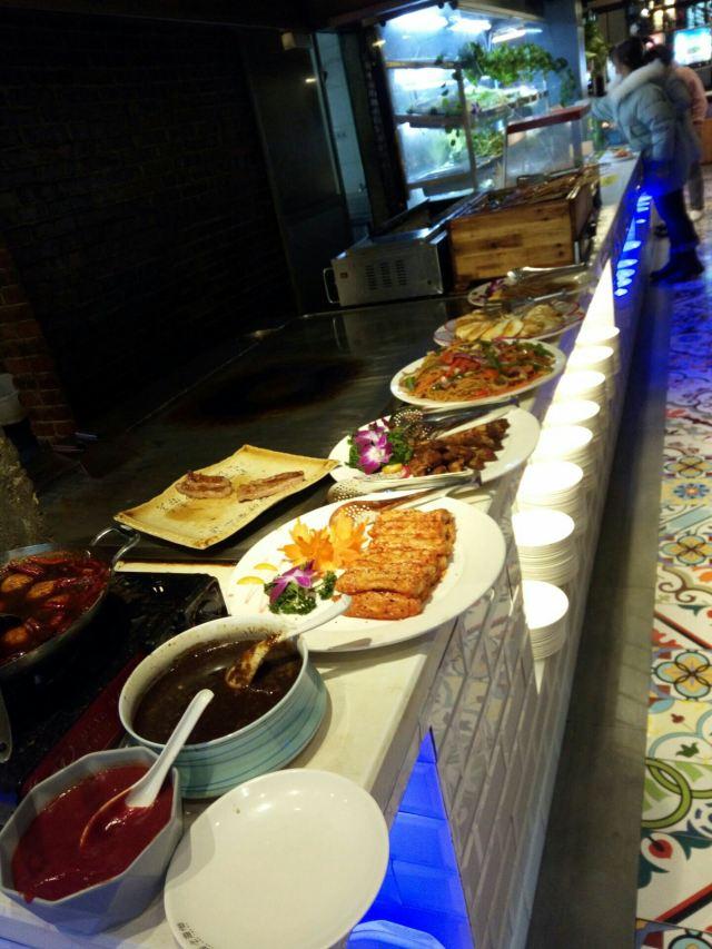 Hai Chi Hai He Kuai Le Buffet Restaurant( Flagship Store)