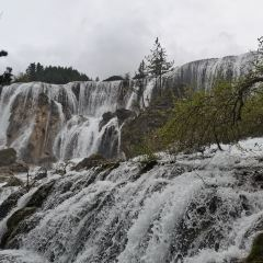 Zhenzhutan Waterfall User Photo
