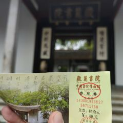Yuelu Academy User Photo