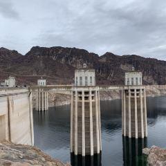 후버 댐 여행 사진