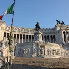 베네치아 광장 여행 사진