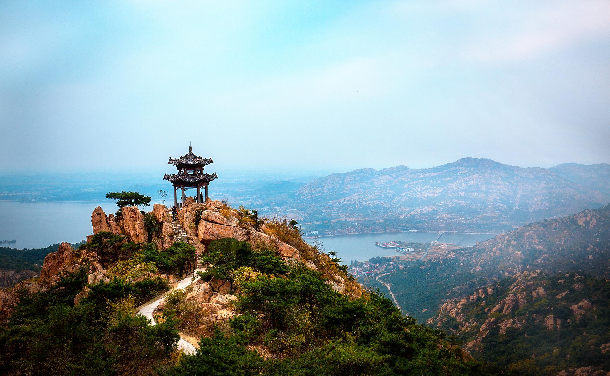 Tianma Island Tourist Area