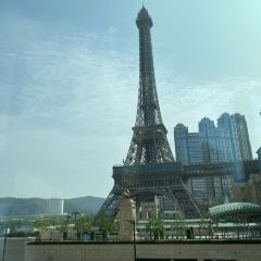 Macau Eiffel Tower User Photo