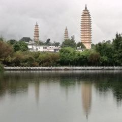 Three Pagodas Reflection Park User Photo