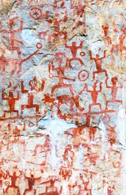 Zuojiang Huashan Rock Art