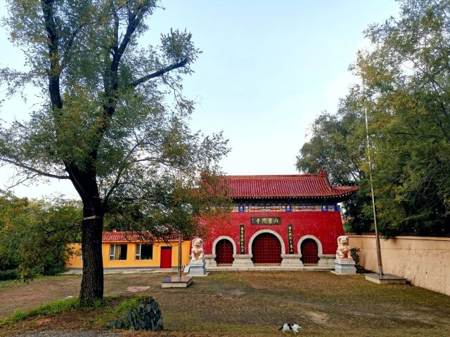 Beiputuo Temple