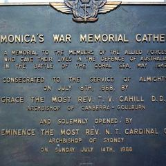 St Monica's Cathedral User Photo