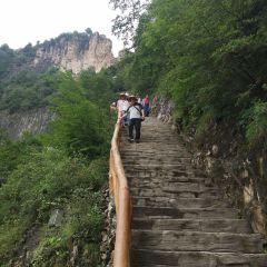 Baquan Gorge User Photo