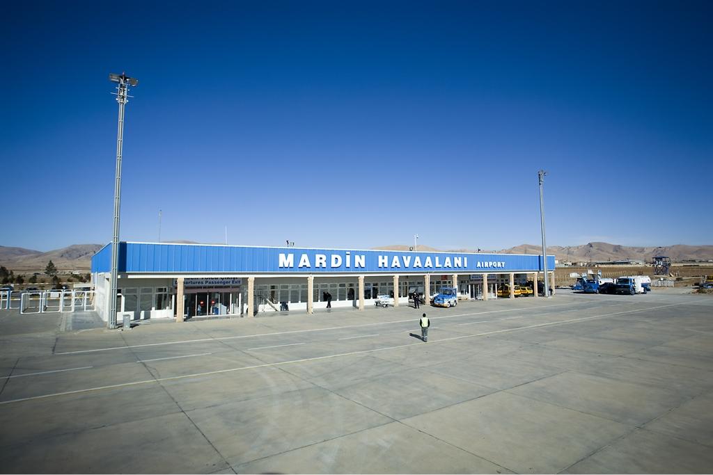 馬爾丁機場