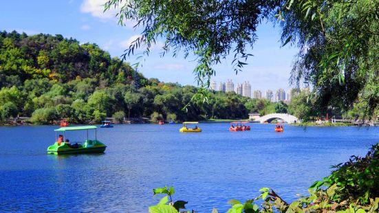 陽江北山公園