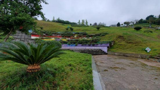 貴州湄潭象山茶博公園