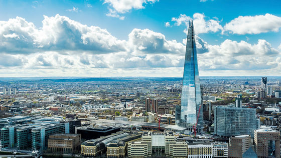 The View from the Shard Standard Ticket