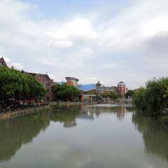 아이신 광장 여행 사진