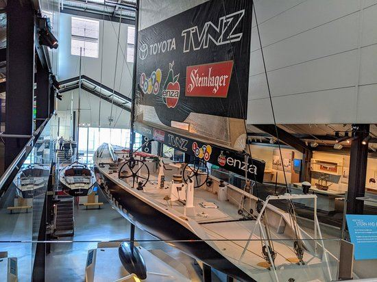 Voyager New Zealand Maritime Museum