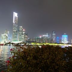 珠江夜遊廣州塔·中大碼頭張用戶圖片