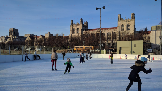 Midway Plaisance Ice Rink