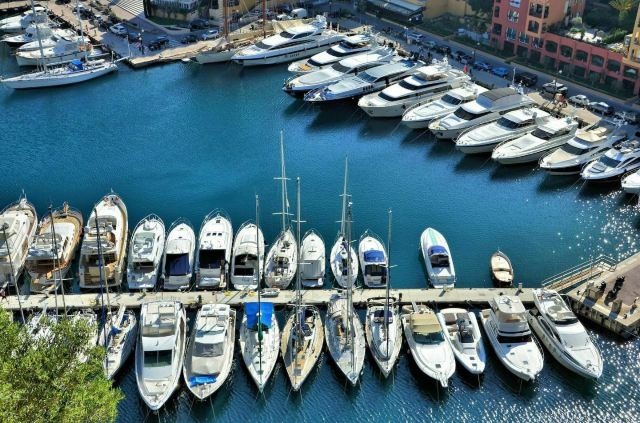 Port de  Fontvielle
