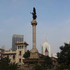마르코폴로 광장 여행 사진