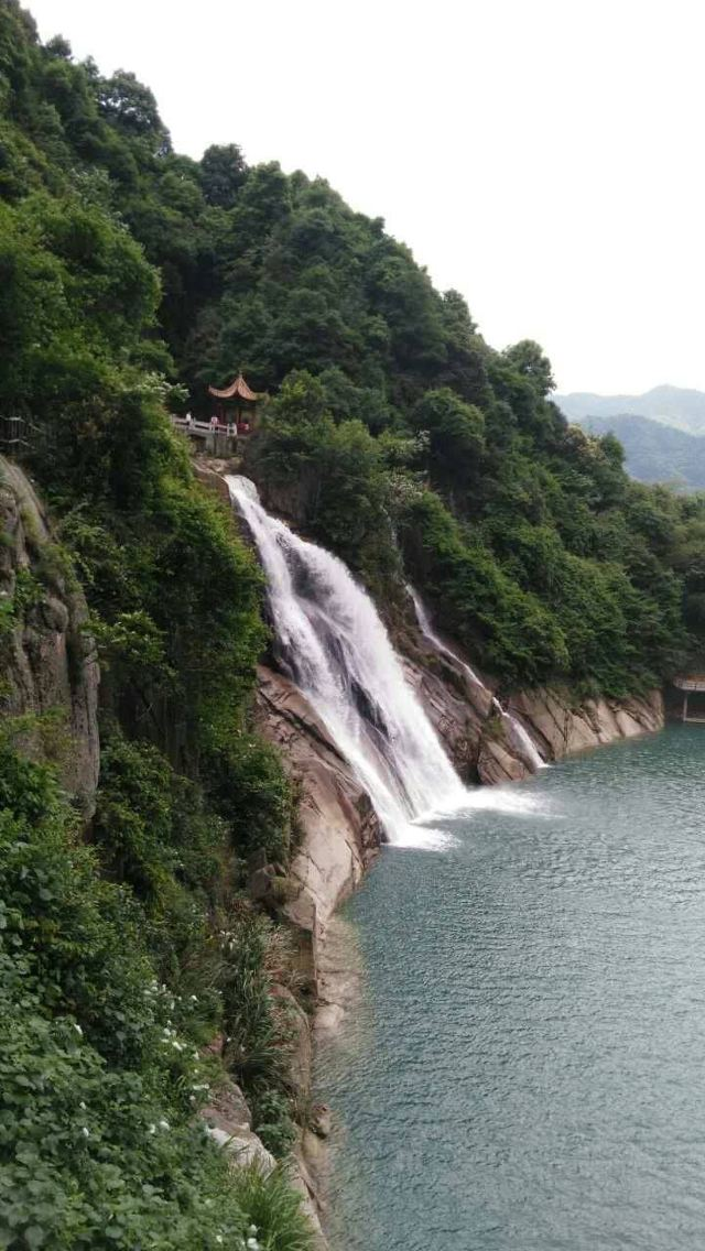 龍景大峽谷瀑布群